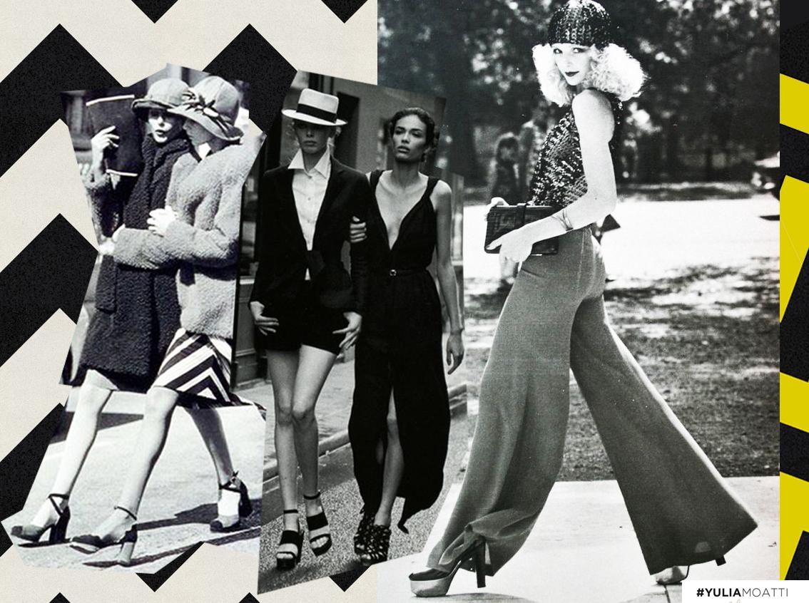 Vintage Street Style 1950 2016 Yulia Moatti