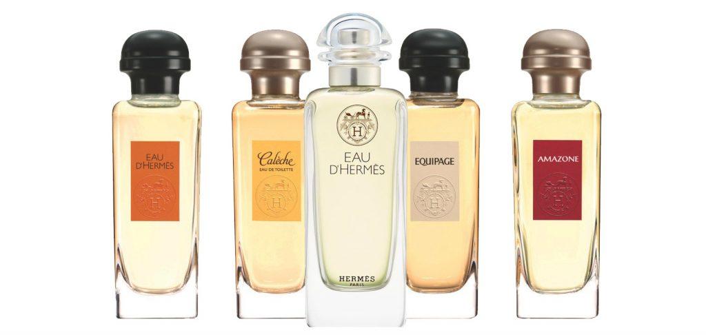 parfum Eau Hermès