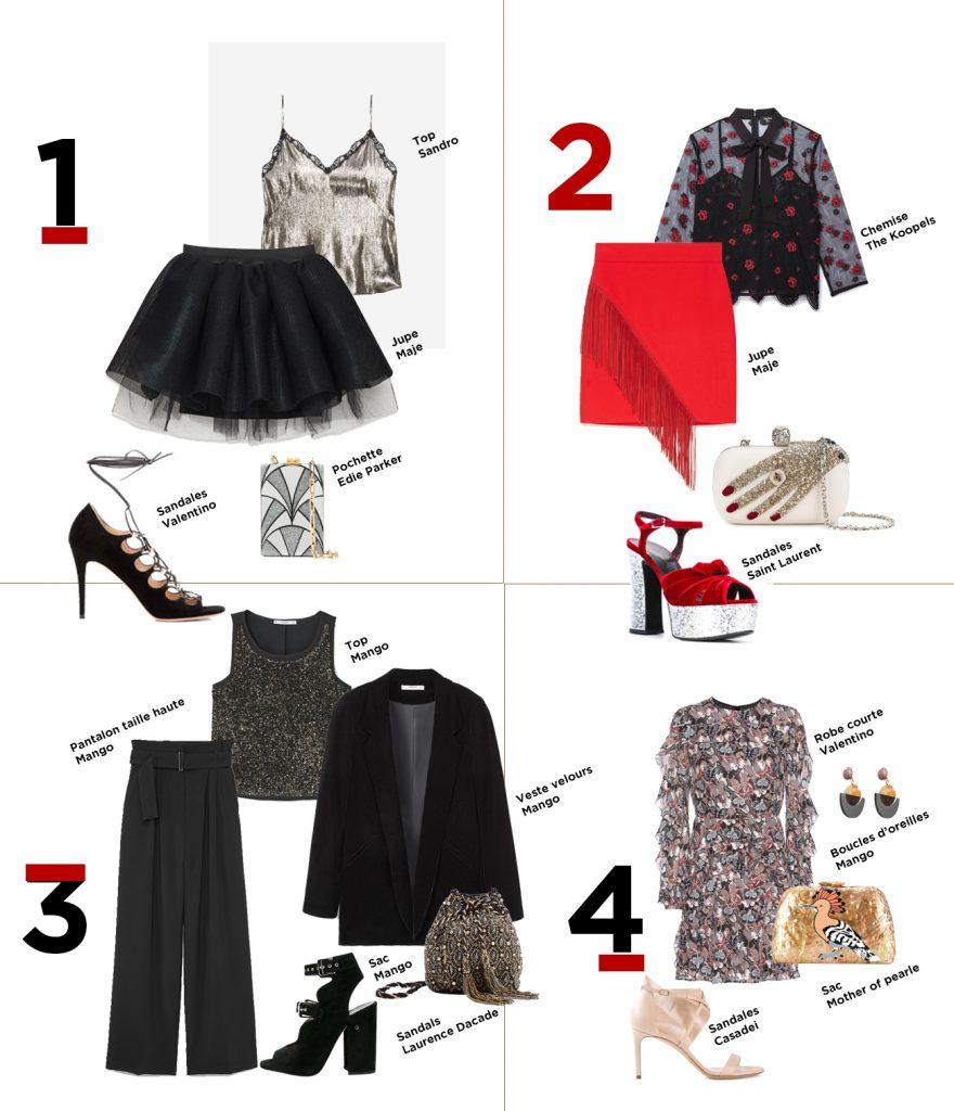 Idées habilles jour de lan